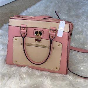 Brand new pink purse
